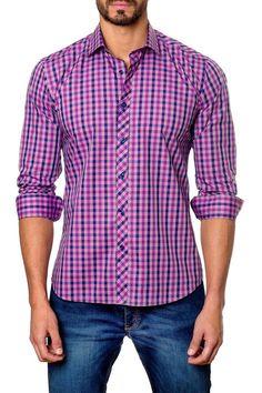 e05dd1bd0 22 Best Men's Fashion Purple Shirt images | Man fashion, Fashion men ...