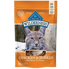 Wilderness Cat Treats  Chicken  Turkey 2oz >>> Want additional info? Click on the image. Note: It's an affiliate link to Amazon.