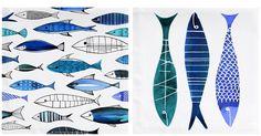 Magrikie : Illustration   : coastal / nautical