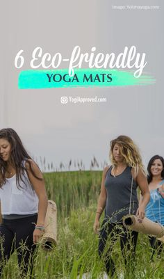 Consider switching to an eco-friendly yoga mat that is free of toxic chemicals and known carcinogens. Here are 6 eco-friendly yoga mats that are made with the environment and your health in mind: Iyengar Yoga, Ashtanga Yoga, Beginning Yoga, Yoga Lifestyle, Lifestyle Quotes, Lifestyle Clothing, Yoga Sequences, Yoga Poses, Vinyasa Yoga