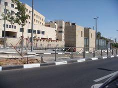 פרויקט הרכבת הקלה בירושלים | CivilEng - הפורטל הישראלי הנדסה אזרחית בנייה סביבה