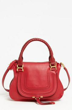 bag cloe - I don\u0026#39;t have a red bag on Pinterest | Rebecca Minkoff, Satchels ...