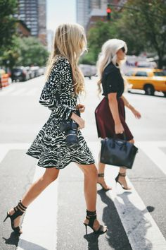 Love the long sleeve, skirt style, and pattern.