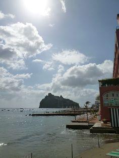 Ischia Ponte, Isola Ischia Italia (Maggio)