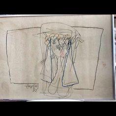 Adnan Turani Desen Çalışması 50x70 1982 GELİN BAŞI ✨Eserlere Sahip Olmak İçin✨ Okan Sartaş 05074409494 #resim #tablo #sergi #resimsergisi #ressam #yağlıboya #oilpainting #sanat #ankara #izmir #istanbul #art #artwork #artlovers #painting #drawing #canvas #ig_turkey #turkeyartist #ig_art #tablo #naifressam #türkressamları #dibeklihan #ankarasanat #yağlıboyatablo #adnanturani