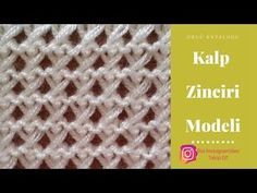 Kalp Zinciri Örgü Modeli – Örgü Modelleri / Knitting Patterns (subtitles available) You are in the right place about Knitting mittens Here we offer. Knitting Daily, Knitting Videos, Easy Knitting, Knitting Socks, Knitting Stitches, Baby Knitting Patterns, Knitting Designs, Stitch Patterns, Diy Crafts Knitting