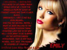 Emily - Artificial Love  Releasing 04.01.15