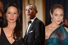 2015白宮記者協會晚宴
