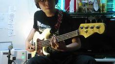 椎名林檎 『NIPPON』 のベースをマッキー流に弾いてみた!【2014年NHKサッカー放送テーマ曲】