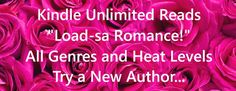 Try out a new KU romance author here. Save a new book to your Kindle library now! 😍
