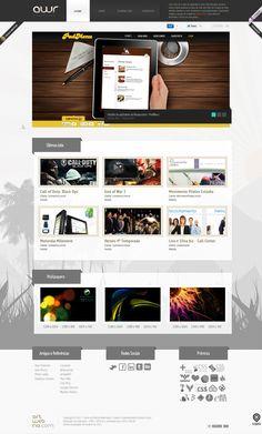 Gustavo Girard - Web Designer Freelancer com experiência em criação de interfaces, implementação com CSS, HTML e JQuery, email marketing, hotsites - Rio de Janeiro - Brasil / www.artwebrio.com