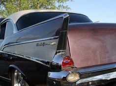 1957 Chevrolet Bel Air 2 Door Hardtop.  Gorgeous car!