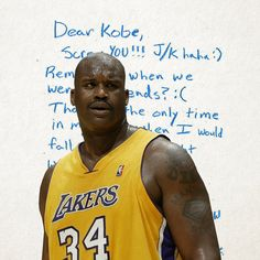Shaq preps Kobe for all the fun stuff he has to look forward to as a retired NBA superstar.