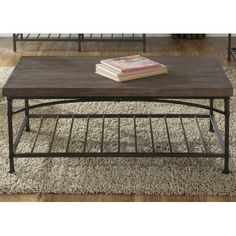 "46""  $215 at Wayfair - Pinole Coffee Table"