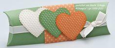 Stempel-trifft-Papier: Verlängerung der Pillow-Box
