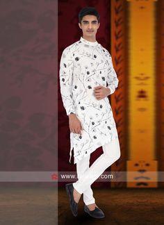 Linen fabric Pathani Suit for Wedding. Cotton Silk Fabric, Linen Fabric, Black Linen, Black Cotton, Traditional Indian Mens Clothing, Kurta Pajama Men, Gents Kurta, Ethenic Wear, Eid Outfits