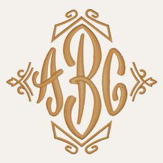 monogram generator! where have you been all my life? @K Daughtry