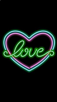 Wallpaper Iphone Love, Cellphone Wallpaper, Phone Wallpapers, Neon Backgrounds, Wallpaper Backgrounds, I Love You So Much Quotes, Animated Love Images, Light Quotes, Neon Glow