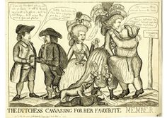 Unruly Eighteenth-Century Britain: The Politics of Pleasure: Excessive Consumption as Depicted in the Satirical Prints of the 1784 Westminster Election