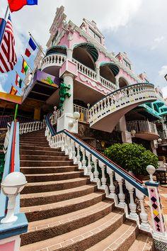 Oranjestad, Aruba - no Caribe, ao largo da costa da Venezuela Vacation Places, Vacation Destinations, Vacation Spots, Places To Travel, Places To Go, Honeymoon Spots, Southern Caribbean, Caribbean Cruise, Caribbean Sea