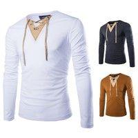 Wish   New Men's Casual Sports T Shirts