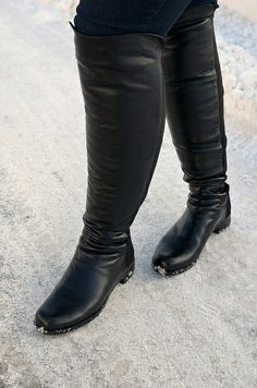 fabulous 30s, fashion, style, over-the-knee boots,