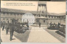Paseo en el jardin del departamento celular by Centro de Estudios de Castilla-La Mancha (UCLM), via Flickr
