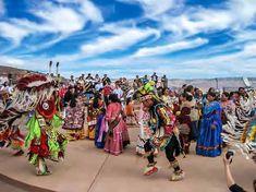 Grand Canyon West Rim Hualapai Dance demonstration