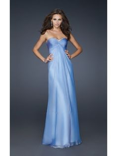 Empire Sweetheart Floor Length Chiffon Prom Evening Formal Maternity Dresses