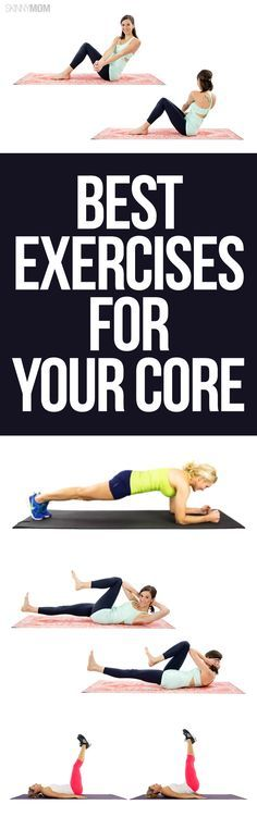 Rock your core with these moves!