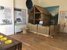 Le case sospese e l'agricoltura dei primi abitanti del Parco Ticino nella Sala dei #semi