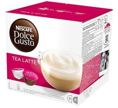Nescafé Dolce Gusto Tea Latte www.KoffiePiraat.NL