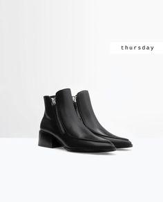 #zaradaily #thursday #woman #shoes #aw14