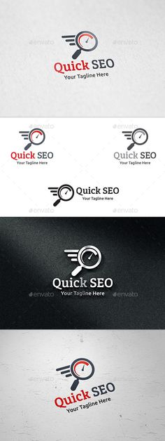 Quick SEO - Logo Template