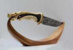 Нож с черепом image 1