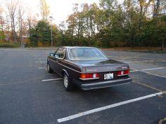 FS: 1981 300CD Turbo Diesel w/ 4 speed Manual Transmission - PeachParts Mercedes ShopForum