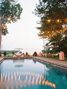 Southern Black Tie Wedding At Goodstone Inn