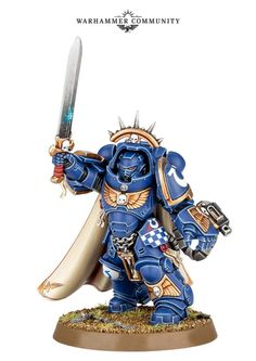 40K: More Primaris Space Marine Info - Bell of Lost Souls