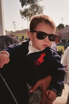 I want my kids to look like this, but to not act like spoiled brats