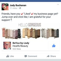 Be You by Judy