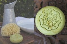 l'essence Natural Soap, sweet and tart with a citrus blend of lime and mandarin, with earthy notes of vetiver.