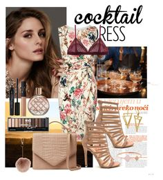 """""""Flowers."""" by itsmeambra ❤ liked on Polyvore featuring Beauty Secrets, National Geographic Home, Lipsy, Emily Cho, Cosabella, Accessorize, Michael Kors, Smashbox, NARS Cosmetics and Barbour"""