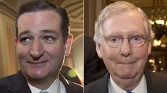 Conservatives Turn on McConnell And Anoint Ted Cruz The Leader Of Congress. Texas Ted will be the go-to guy for all far-right rage in Congress. He may only be a junior senator from Texas, but as such he quickly parlayed his extremist teabagger credentials into authority as de facto Speaker of the House over the past two years. He has the undying support, and unlimited funding, from groups such as Heritage Action, the Club for Growth, the Senate Conservatives Fund and Tea Party Patriots.