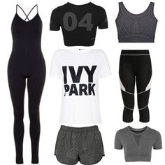 If a new dress makes you feel like a million dollars, wouldn't you want to feel the same in your gym gear? Love the new #IvyParkCollection