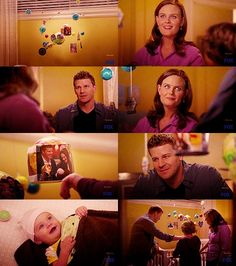Booth  and  Brennan  and  Christine