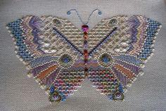 butterfly 5 jewel toned 9/11