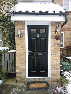 black-4-panel-2-square-global-composite-door-snow