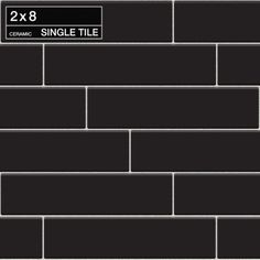 Buy the Daltile Black Direct. Shop for the Daltile Black Natural Hues - x Rectangle Wall & Floor Tile - Light Polished Tile Visual and save. Guest Bathrooms, Upstairs Bathrooms, Master Bathroom, Tiles Online, Flat, Faucet, Tile Floor, Surface, Flooring