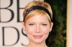 short hair bride michelle williams 2012 golden globes and Fitness, Short Hair Dos, Headbands For Short Hair, Short Hair Styles, Michelle Williams, Bride Hairstyles, Headband Hairstyles, Easy Hairstyles, Wedding Hair And Makeup, Hair Makeup