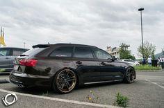 Amazing Audi wagon